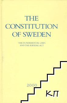 The constitution of Sweden