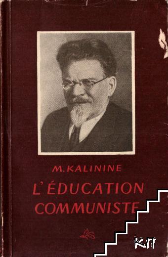 L'education communiste