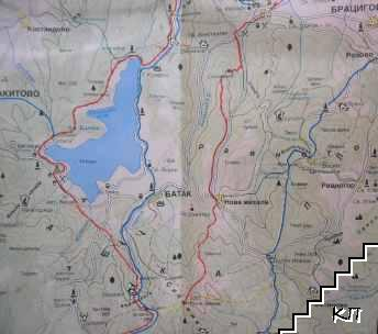 Karta Na Velingrad