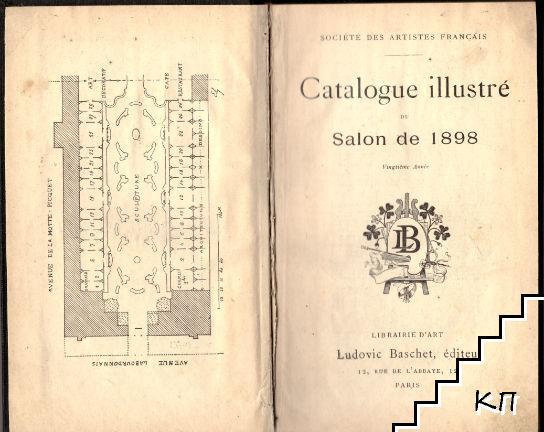 Catalogue illustre du Salon de 1898