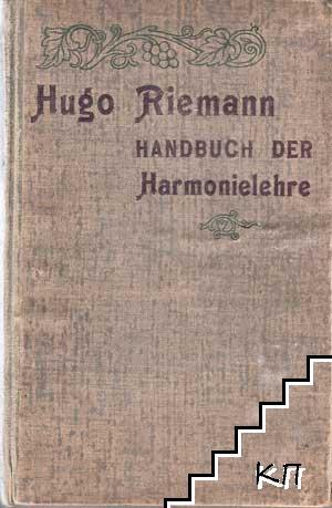 Handbuch der Harmonielehre