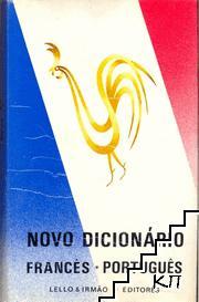 Novo Dicionario Frances-Portugues