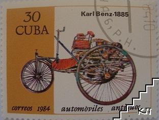 Karl Benz 1885