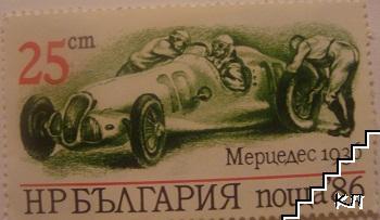 Мерцедес 1936 г.