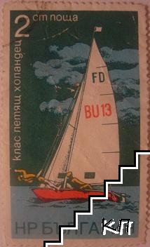 Ветроход клас Летящ холандец
