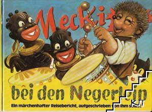 Mecki bei den Negerlein