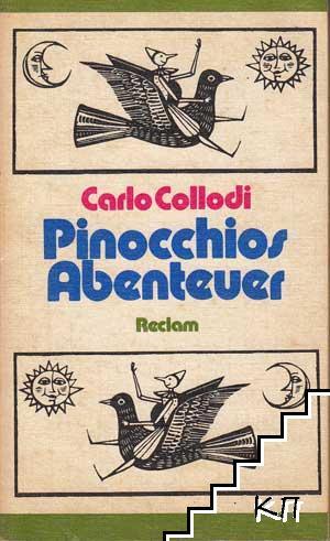Pinocchio Abenteuer