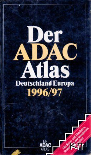 Der ADAC Atlas. Deutschland 1996/97