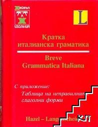 Кратка италианска граматика