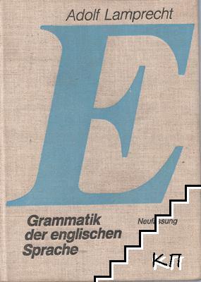 Gramatik der englischen Sprache