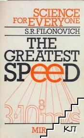 The Greatest Speed (Science for Everyone)