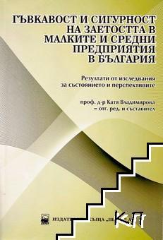 Гъвкавост и осигуряване на заетостта в малките и средни предприятия в България