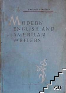Modern English and American Writers