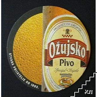 Подложка за бира Ozujsko
