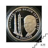 10 долара / 1992 / Остров Ниуе