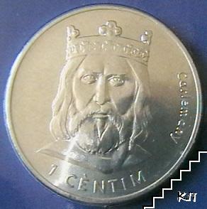 1 сантим / 2002 / Андора