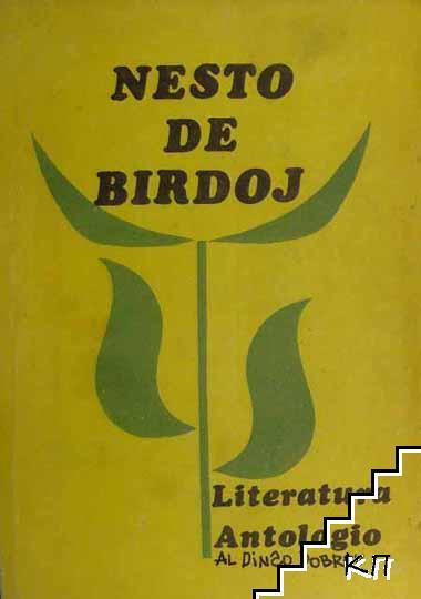 Nesto de birdoj: Literatura antologio