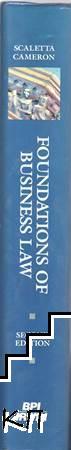 Foundations of Busines Law (Допълнителна снимка 1)
