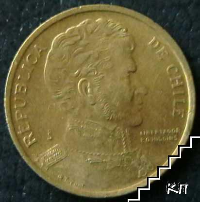 10 песо / 2006 / Чили