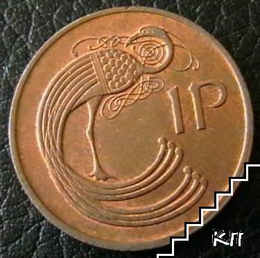 1 пени / 1978 / Ирландия