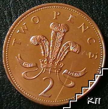2 пенса / 2004 / Великобритания