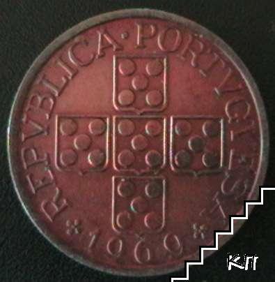 1 ескудо /1969 / Португалия