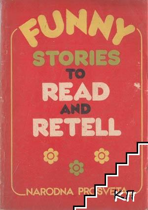 Funny stories to read and retell