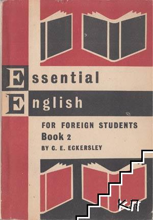 Essential English for Foreign Students. Book 1-4