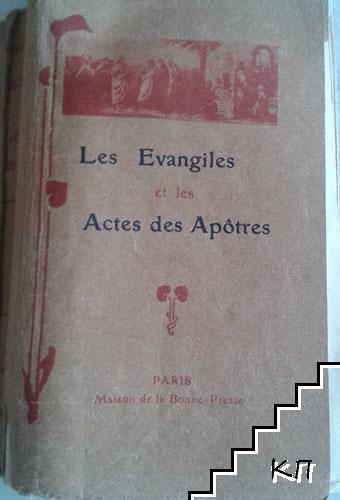 Les Quatre Evangiles Et Les Actes Des Apotres