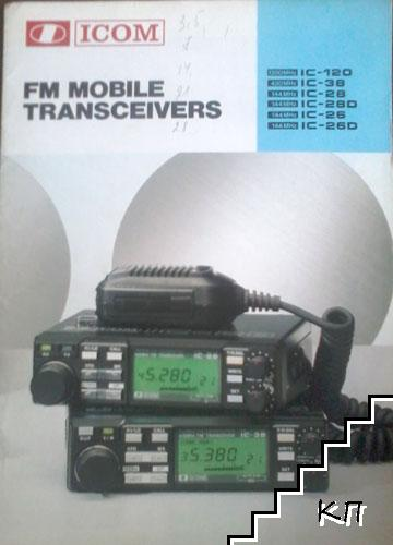 FM Mobile transceivers
