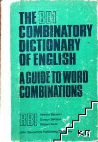 A BBI Combinatory Dictionary of English