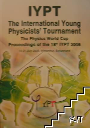 IYPT: The International Young Physicists' Tournament