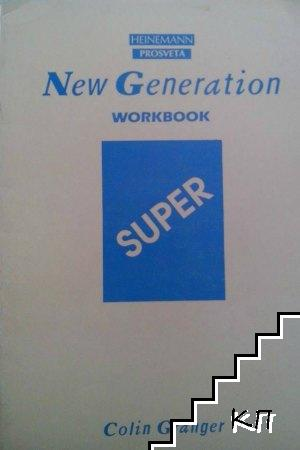 New generation. Workbook
