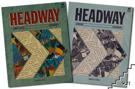 Headway Intermediate Student's book and Workbook