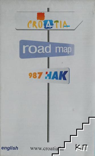 Croatia. Road Map