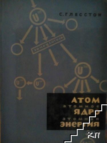 Атом, атомное ядро, атомная энергия