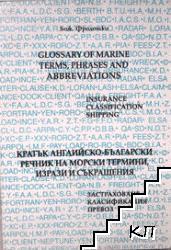 Кратък английско-български речник на морски термини, изрази и съкращения