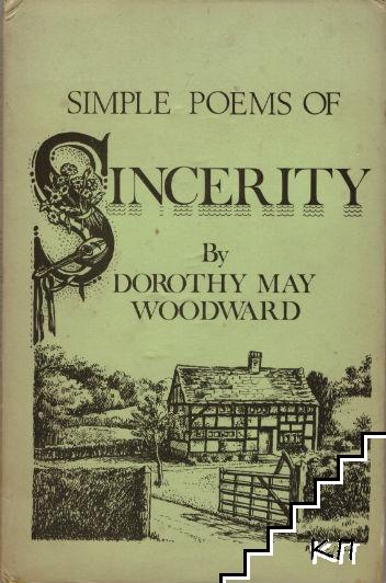 Simple Poems of Sincerity