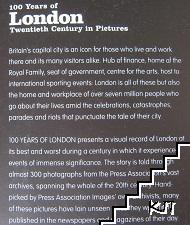 100 Years of London Twentieth Century in Pictures (Допълнителна снимка 1)