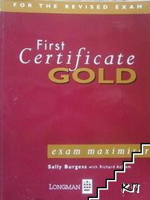 First Certificate Gold: exam maximiser