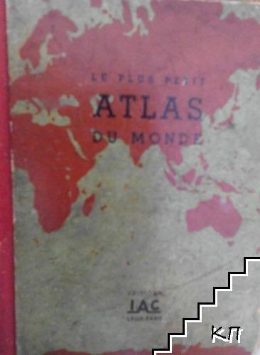 Le plus petit atlas du monde