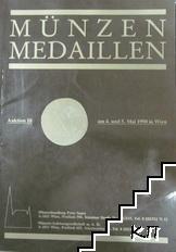Münzen, medaillen. Auktion 10 / 1990