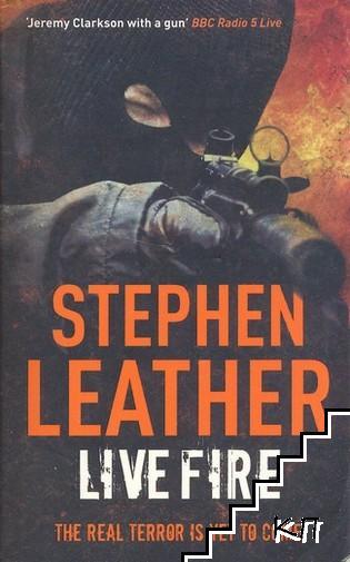 Live Fire: The 6th Spider Shepherd Thriller