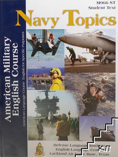 American Military English Course: Navy Topics