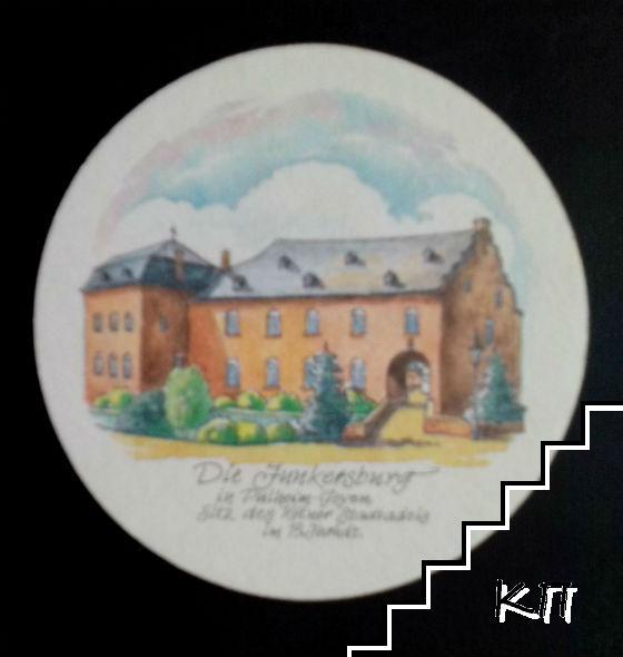 Die Junkersburg in Pulheim-Geyen
