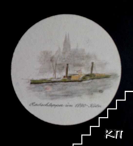 Radschlepper um 1890 - Köln
