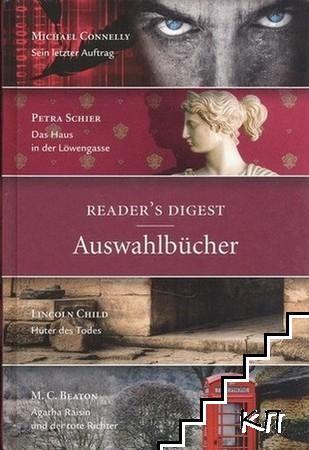 Sein letzter Auftrag / Das Haus in der Löwengasse / Hüter des Todes / Agatha Raisin und der tote Richter