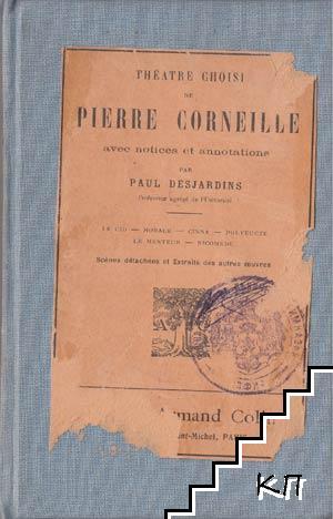 Theatre choisi de Pierre Corneille