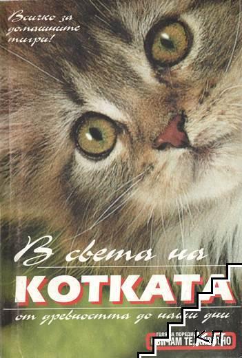 В света на котката от древността до наши дни