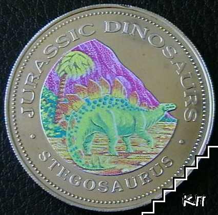 1000 франка / 1993 / Екваториална Гвинея